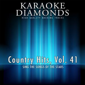 The Best for Country Musicians, Vol. 41 (Karaoke Version)