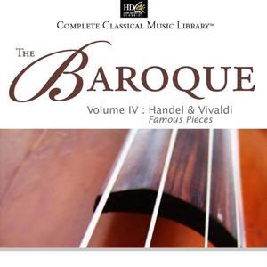 Georg Friedrich Handel, Antonio Vivaldi :The Baroque Vol. 4 (Arias from 'Messiah', Music for the Royal Fireworks)