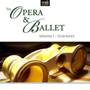 The Opera And Ballet Vol. 1: Overtures: Overtures From Opera II