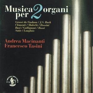 Musica per 2 Organi (Organi della Chiesa S. Giacomo in Carmine - Imola, Bologna, Italy)