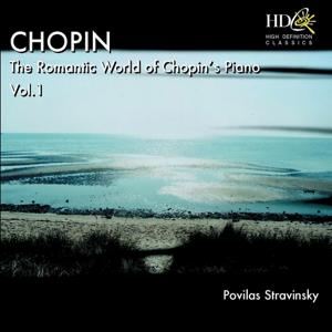 The Romantic World of Chopin's Piano, Vol.1