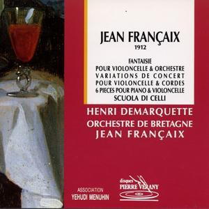 Francaix : Fantaisie pour violoncelle