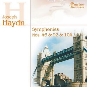 Franz Joseph Haydn: Symphonies Nos. 46, 92 & 104