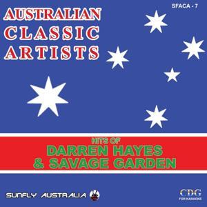 Australian Classic Artists: Savage Garden & Darren Hayes