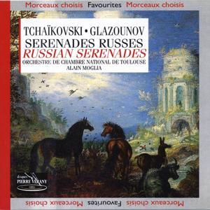 Tchaïkovski - Glazounov : Sérénades russes
