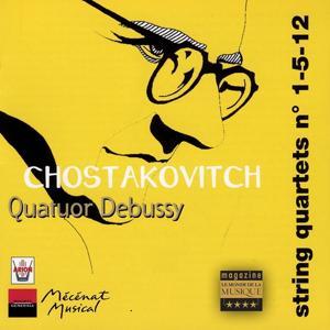 Chostakovitch : Quatuors à cordes No. 1, 5 & 12, vol.3