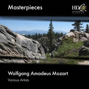 Wolfgang Amadeus Mozart : Masterpieces