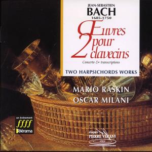 Bach : Oeuvres pour 2 clavecins - Concerto et transcriptions