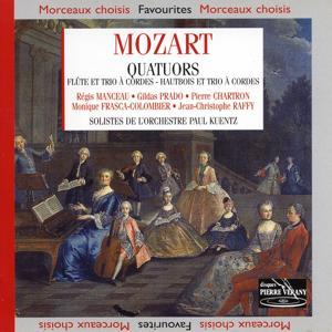 Mozart - Quatuors pour flûte, pour hautbois & pour Trio à cordes