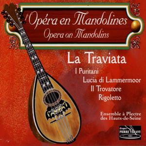L'opéra en mandolines