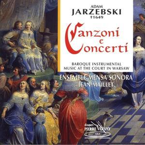 Jarzebski : Canzoni e concerti