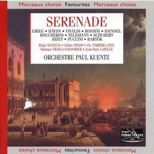 Sérénade : De Vivaldi à Bartok