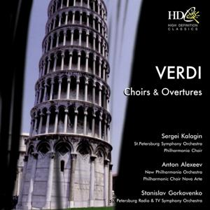 Verdi : Choirs and Overtures