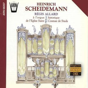 Heinrich Scheidemann par Regis Allard