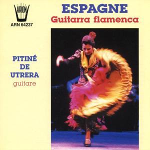 Espagne : Guitarra Flamenca