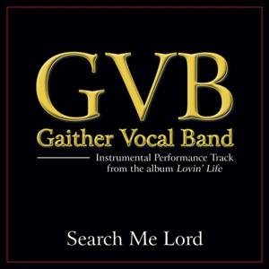 Search Me Lord Performance Tracks
