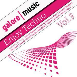 Enjoy Techno ! Vol. 3