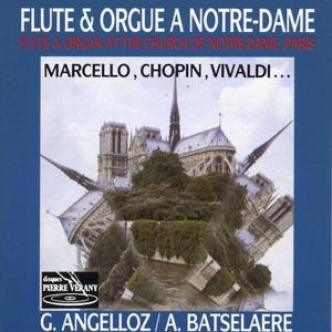 Flute & orgue à Notre-Dame