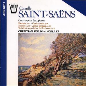 Saint-Saëns : Oeuvres pour deux pianos
