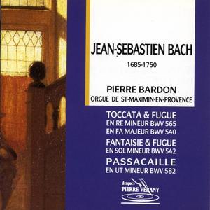 Bach : œuvres pour orgue