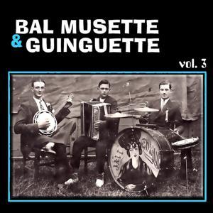 Bal Musette & guinguette France vol. 3