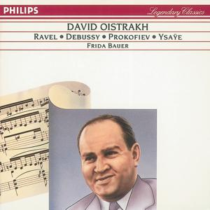 Debussy/Ravel/Ysaÿe: Violin Sonatas/Prokofiev: 5 Mélodies