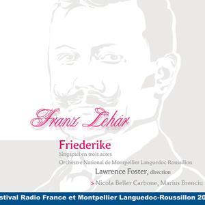 Franz Lehar: Friederike