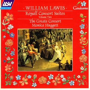 Lawes: Royall Consort Suites Volume 2