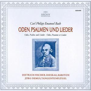 Bach, C.P.E.: Odes, Psalms & Lieder