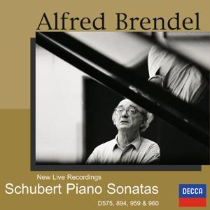 Schubert: Piano Sonatas Nos. 9, 18, 20, & 21