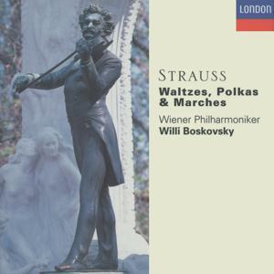 Strauss, J.II: Waltzes, Polkas & Marches