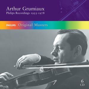 Arthur Grumiaux - Philips Recordings 1955-1977