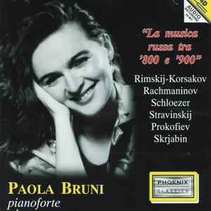 La musica Russa tra '800 e '900