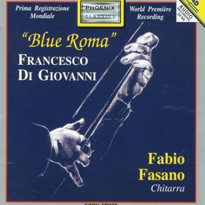 Francesco Di Giovani : Blue Roma