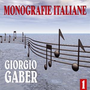 Monografie italiane: Giorgio Gaber
