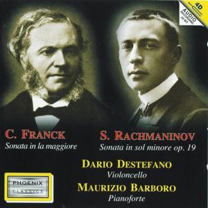 César Franck, Sergei Rachmaninov