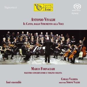 Antonio Vivaldi : Il Canto, dallo strumento alla voce