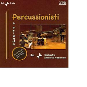 Percussionisti and friends