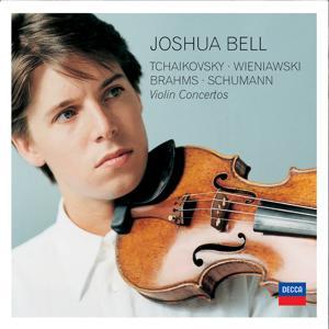 Tchaikovsky, Wieniawski, Brahms, Schumann Violin Concertos