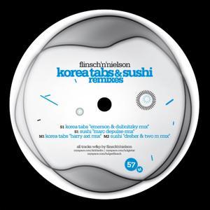 Korea Tabs & Sushi Remixed