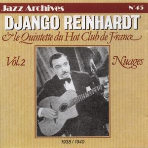 Nuages, Vol. 2 : 1938-1940 (Jazz Archives No. 45)