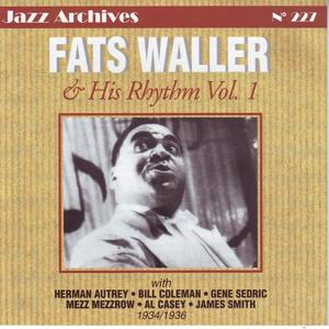 Fats waller and his rhythm volume 1