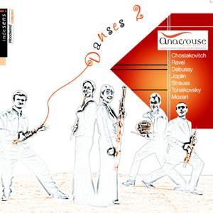 Anacrouse Wind Quintet (Danses 2)
