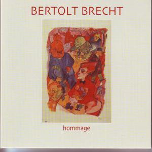 Bertolt brecht 50 eme anniversaire