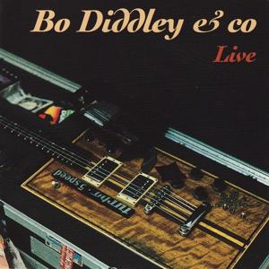Bo Diddley and Co live 1975