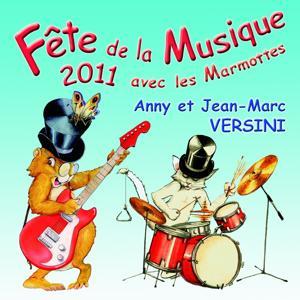 Fête de la musique 2011 avec les marmottes