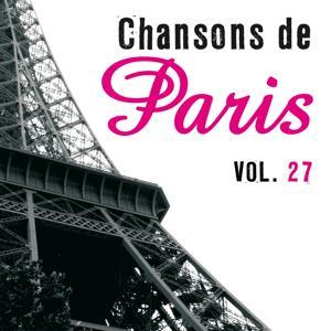 Chansons de Paris, vol. 27 (20 French Songs)