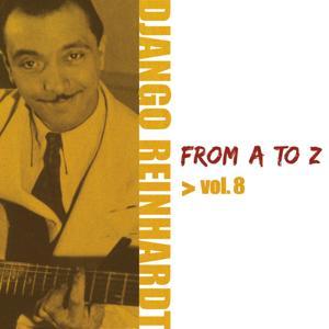 Django Reinhardt from A to Z, Vol. 8