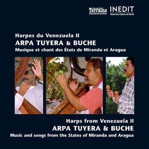 Harpes du venezuela ii. arpa tuyera & buche (Harps from venezuela)