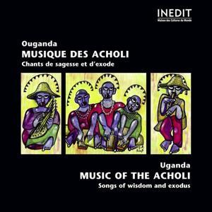 Ouganda. Musique Des Acholi Uganda. Music Of The Acholi.